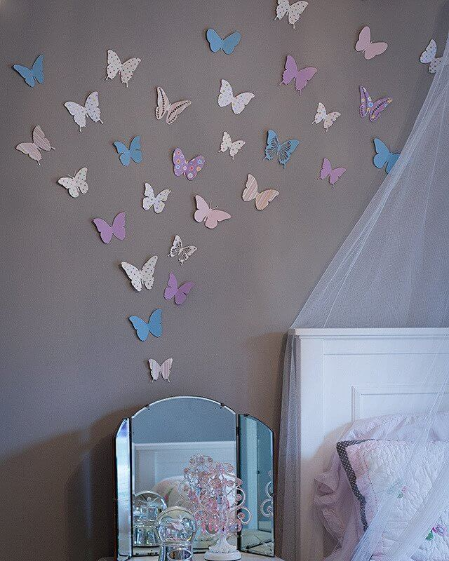 DIY Nursery Wall Decor Ideas