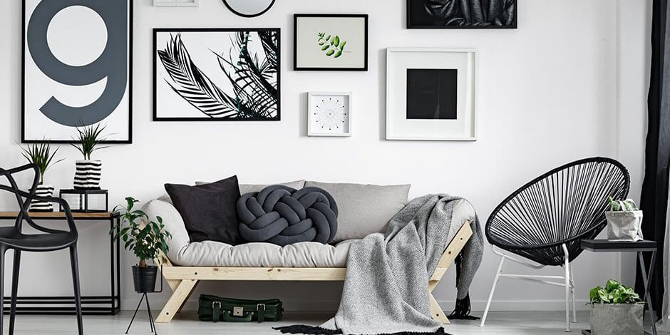 picture wall ideas to bright up your home
