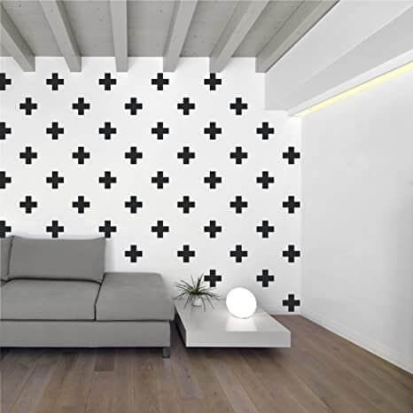 DIY Black and White Pattern Designed By Yourselves