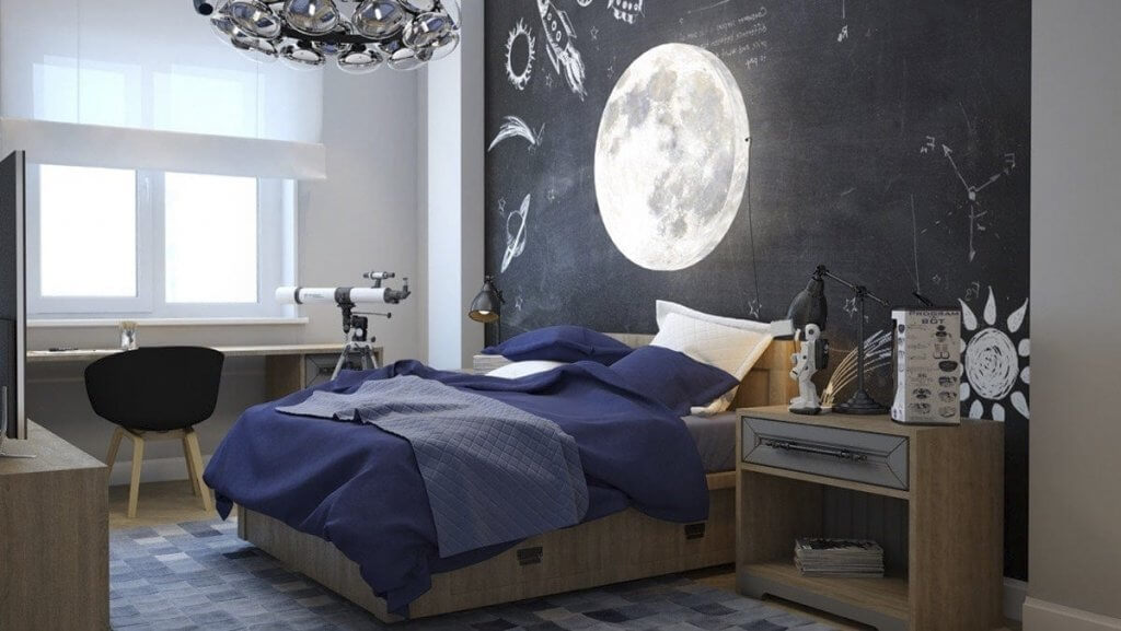 18+ Unique Boys Bedroom Painting Ideas That Your Child Will Love 2021