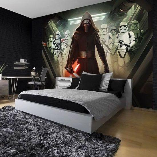 Gigantic Star Wars Decoration for Teen Boys
