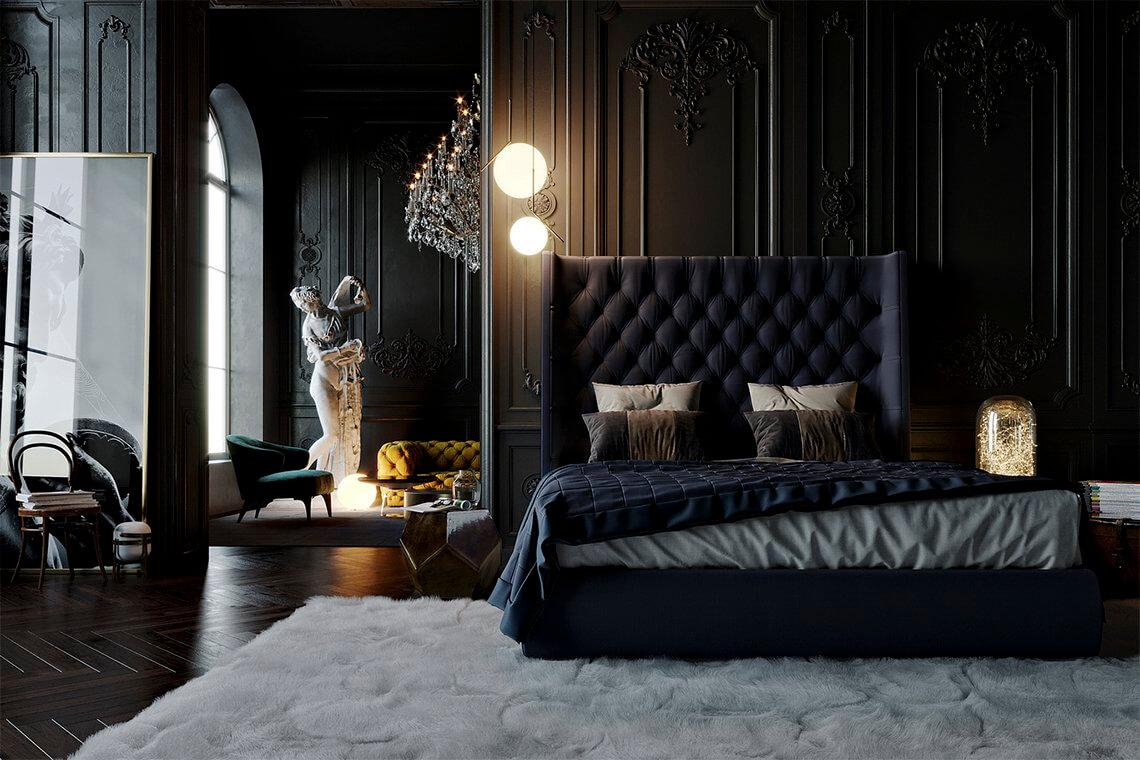 men's bedroom ideas