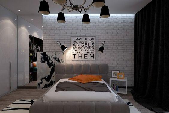 Modern-Style Teen Boy Bedroom Ideas