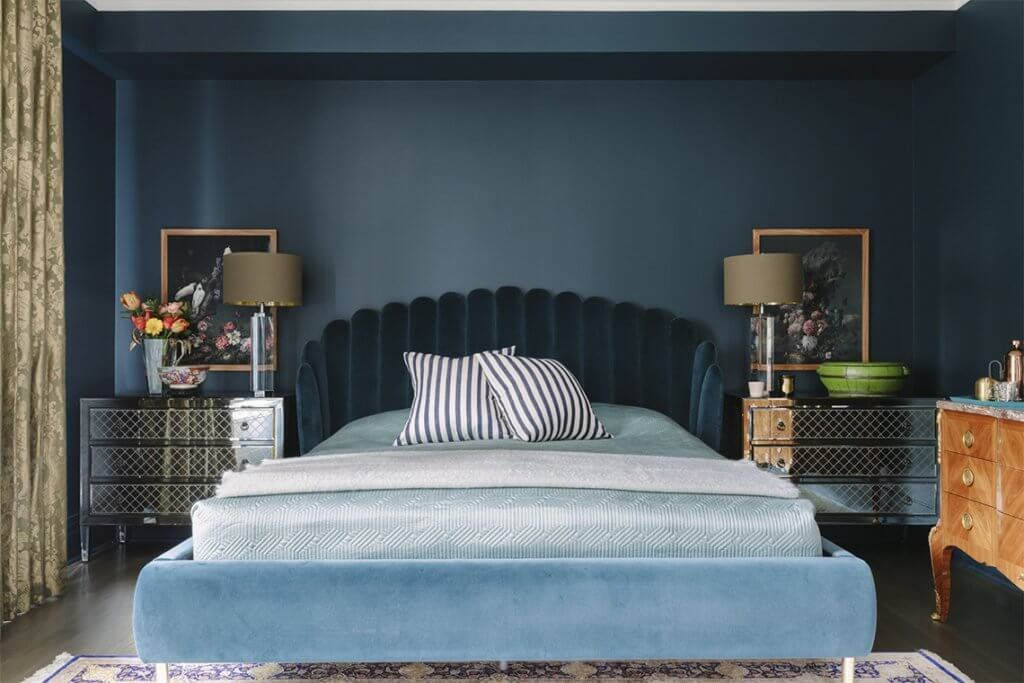 30+ Gorgeous Blue Bedroom Ideas That Will Transform Your Space into a Magical Oasis
