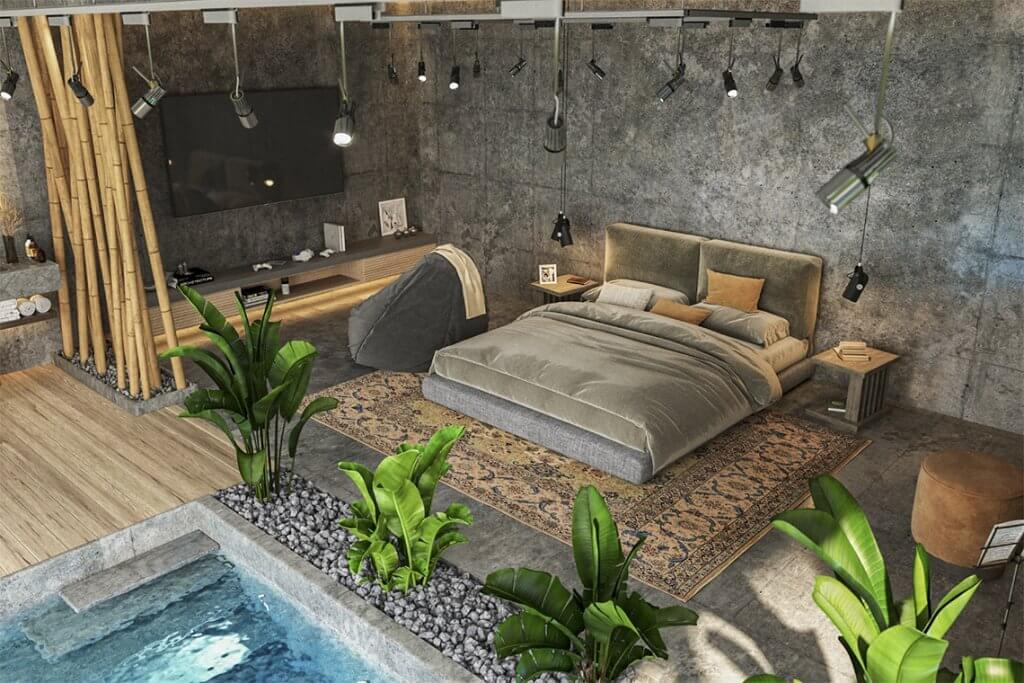 30+Modern Bedroom Ideas Add Glam up Your Space (2021)