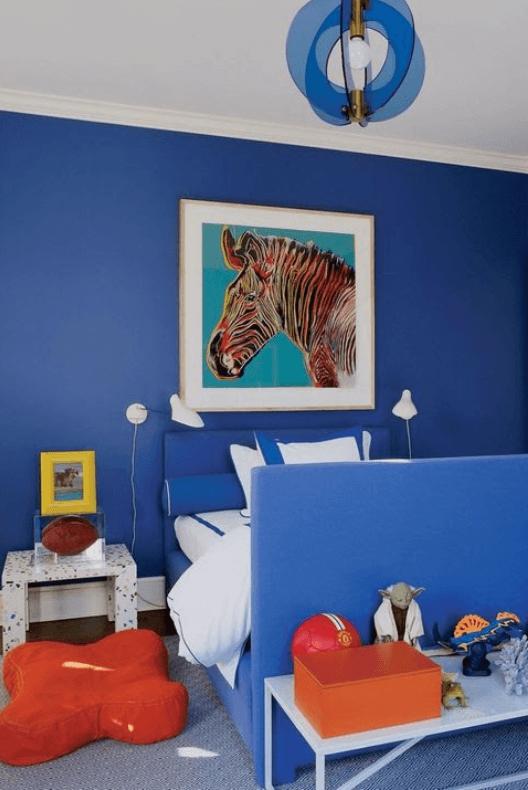 Greek Blue Ideas