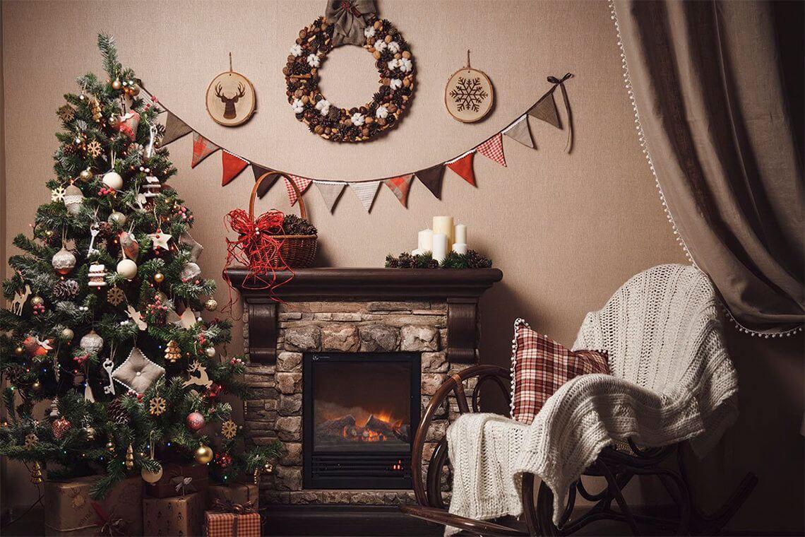 christmas wall decor ideas