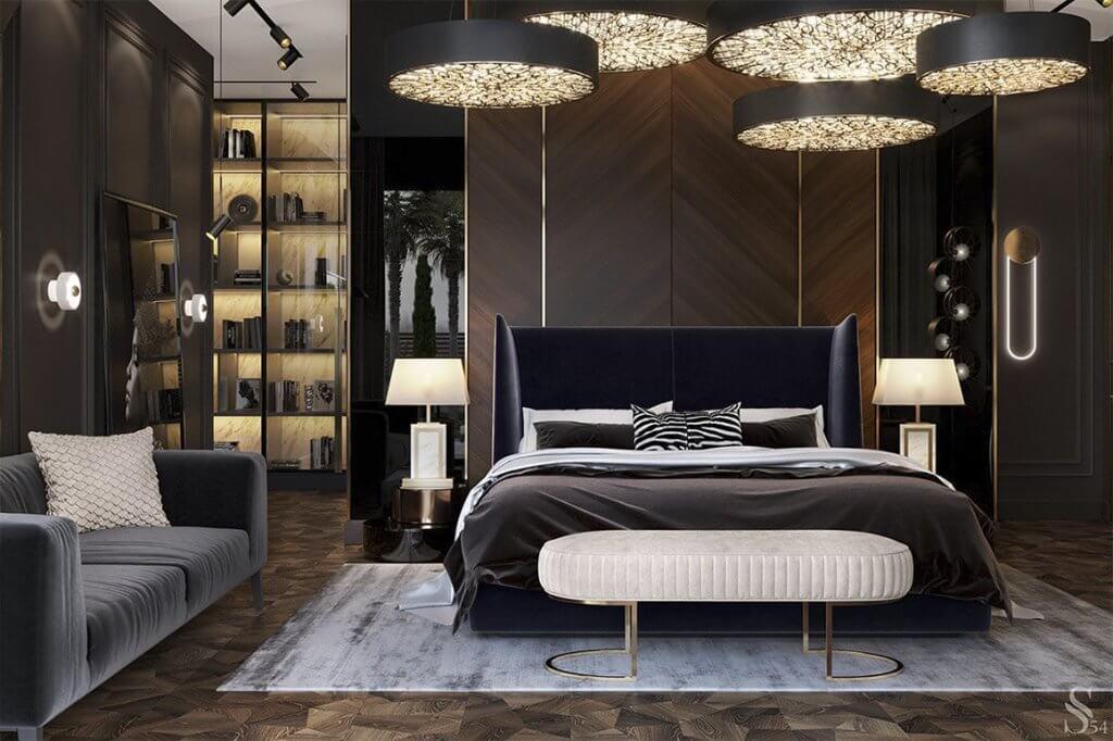 28+ Luxury Bedroom Ideas Transform Your Sleeping Space (2021)