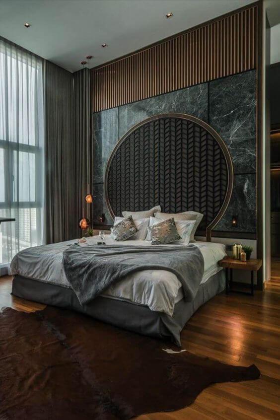 Far East Inspiration in Asian Master Bedroom