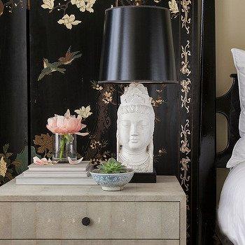 Lotus and Buddha Table Lamp