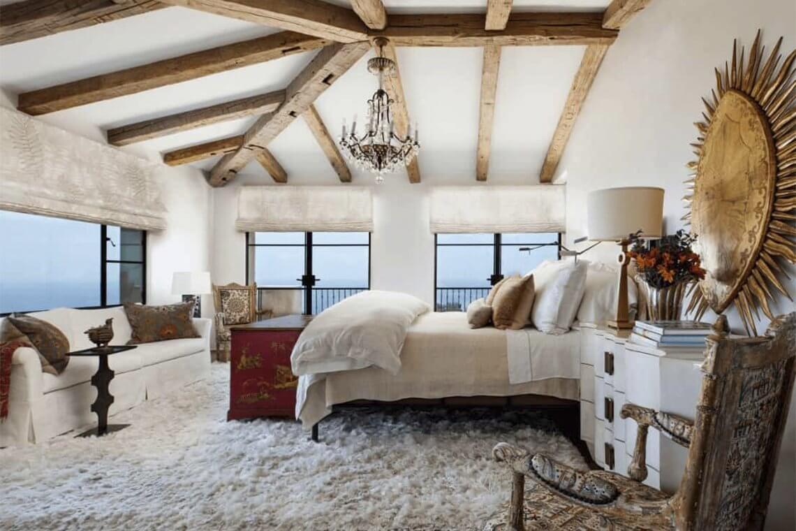 mediterranean bedroom ideas