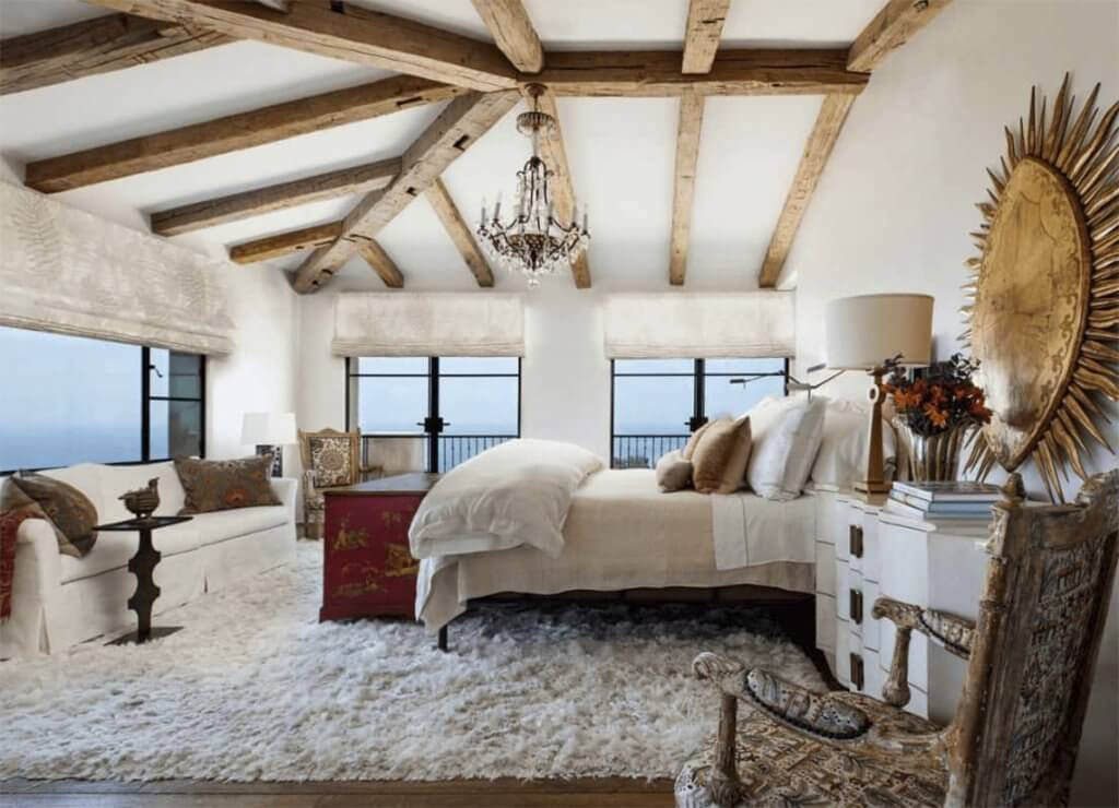 20+ Mediterranean Bedroom Ideas That Will Renovate Your Rooms(2021)