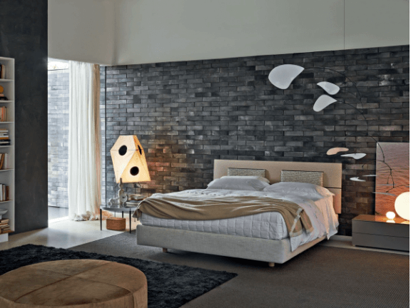 Industrial Feel With Exposed Brick