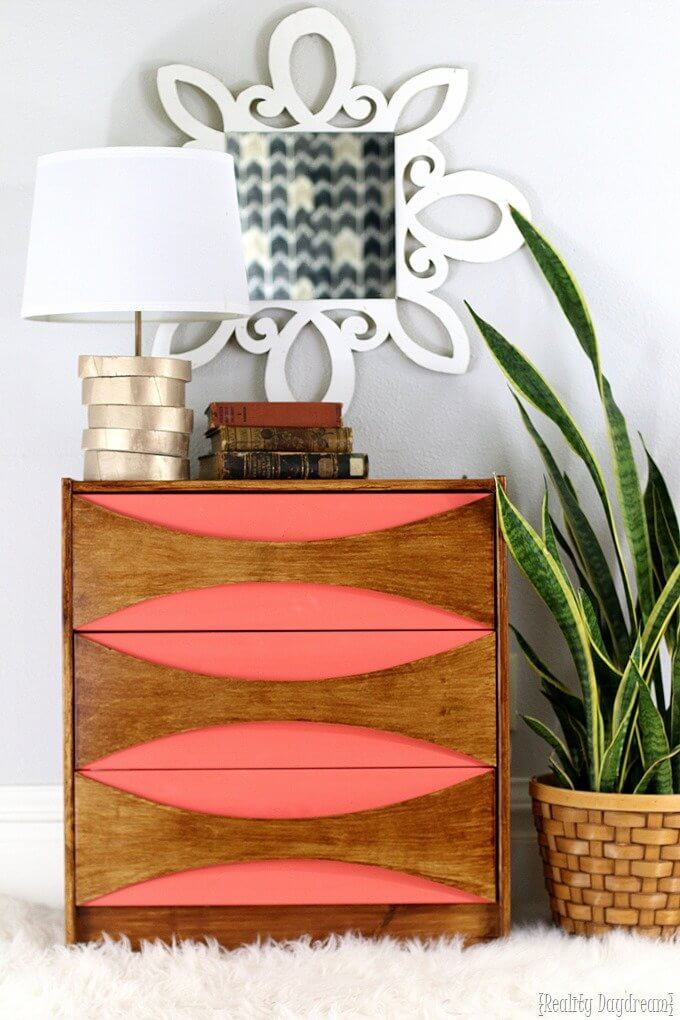 redo an IKEA nightstand to make your own-style nightstand