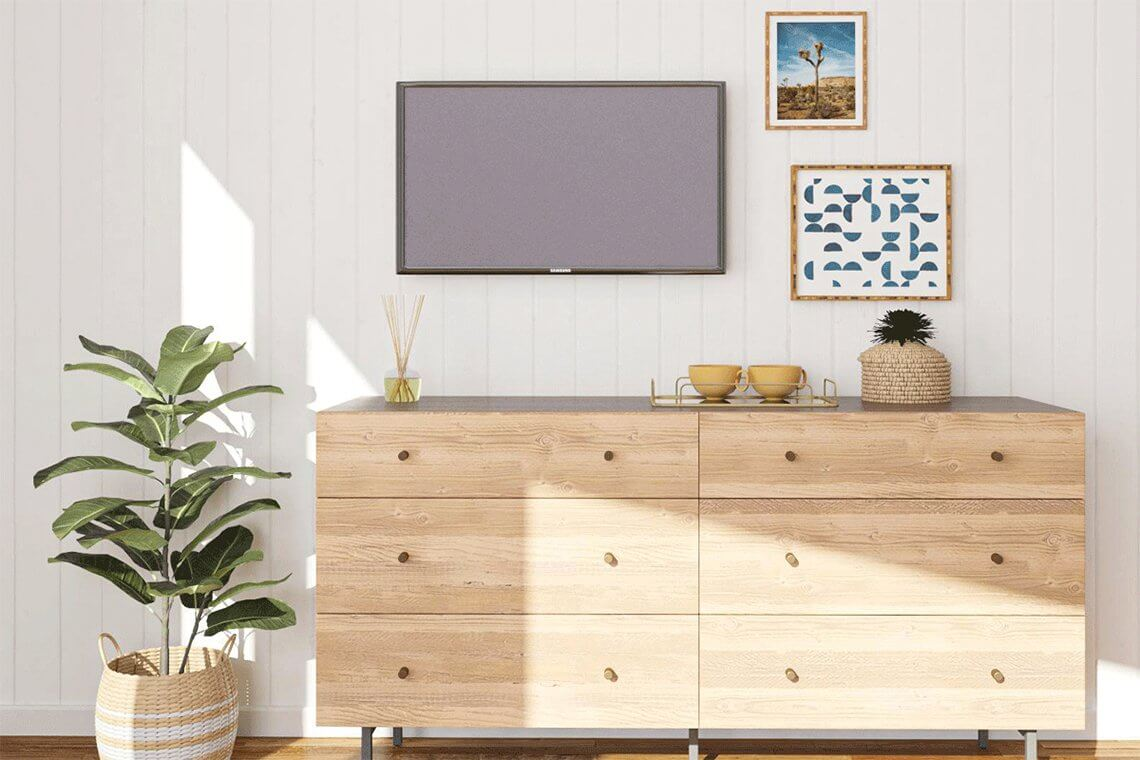 Dresser Decor Ideas
